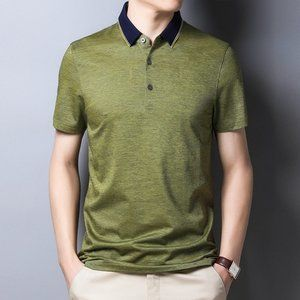 men's short-sleeved t-shirt AS